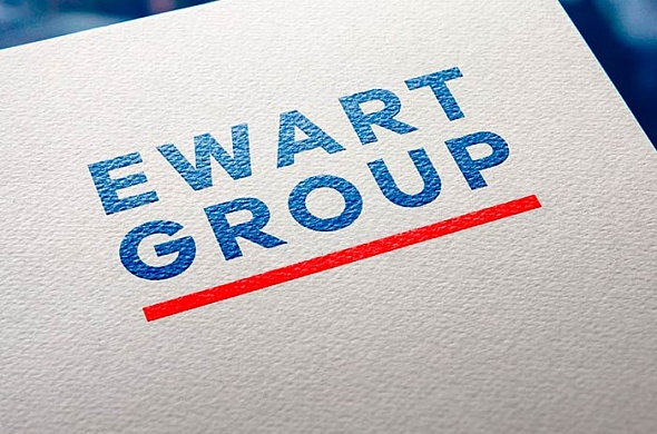 EWART GROUP: отражение профессионализма в айдентике